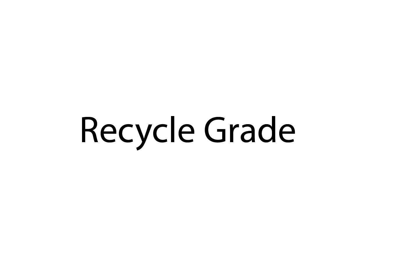 recycle-grade